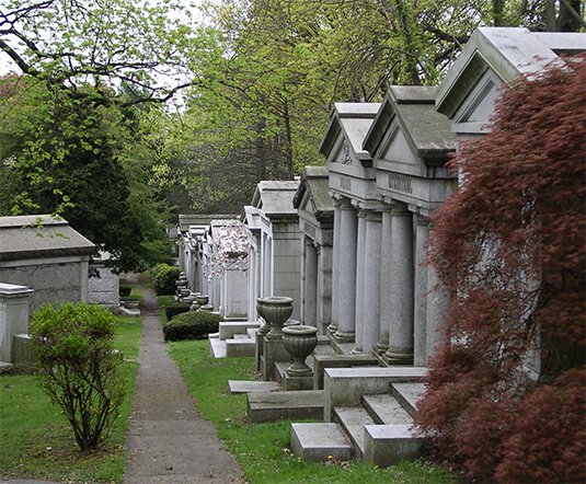Emanu-El | The Cemeteries of Emanu-El